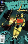 Cover for Wonder Woman (DC, 2011 series) #9