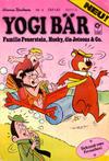 Cover for Yogi Bär (Condor, 1976 series) #4