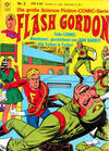 Cover for Flash Gordon (Condor, 1980 series) #2