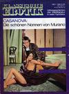 Cover for Klassische Erotik (BSV - Williams, 1970 series) #1