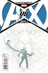 Cover Thumbnail for Avengers vs. X-Men (2012 series) #4 [Sketch Variant Cover by Jerome Opeña]