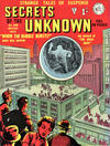 Cover for Secrets of the Unknown (Alan Class, 1962 series) #5