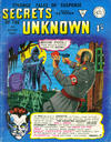 Cover for Secrets of the Unknown (Alan Class, 1962 series) #76
