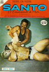Cover for Santo El Enmascarado de Plata (Editorial Icavi, Ltda., 1976 series) #3
