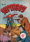 Cover for Superboy (K. G. Murray, 1949 series) #43