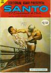 Cover for Santo El Enmascarado de Plata (Editorial Icavi, Ltda., 1976 series) #7