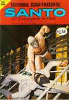 Cover for Santo El Enmascarado de Plata (Editorial Icavi, Ltda., 1976 series) #10