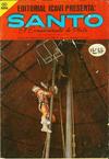 Cover for Santo El Enmascarado de Plata (Editorial Icavi, Ltda., 1976 series) #13