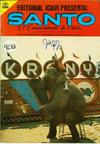 Cover for Santo El Enmascarado de Plata (Editorial Icavi, Ltda., 1976 series) #14