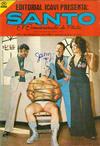 Cover for Santo El Enmascarado de Plata (Editorial Icavi, Ltda., 1976 series) #15