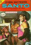 Cover for Santo El Enmascarado de Plata (Editorial Icavi, Ltda., 1976 series) #16