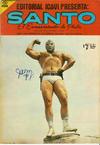 Cover for Santo El Enmascarado de Plata (Editorial Icavi, Ltda., 1976 series) #17