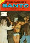 Cover for Santo El Enmascarado de Plata (Editorial Icavi, Ltda., 1976 series) #19
