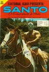 Cover for Santo El Enmascarado de Plata (Editorial Icavi, Ltda., 1976 series) #20