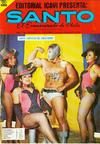 Cover for Santo El Enmascarado de Plata (Editorial Icavi, Ltda., 1976 series) #21