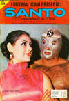 Cover for Santo El Enmascarado de Plata (Editorial Icavi, Ltda., 1976 series) #22