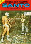 Cover for Santo El Enmascarado de Plata (Editorial Icavi, Ltda., 1976 series) #23
