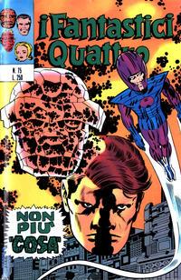Cover for I Fantastici Quattro (Editoriale Corno, 1971 series) #75