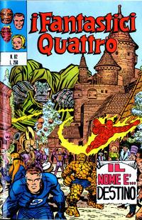 Cover Thumbnail for I Fantastici Quattro (Editoriale Corno, 1971 series) #82