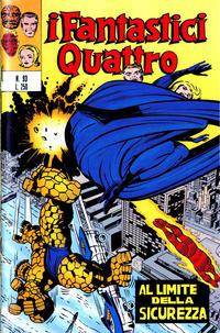 Cover Thumbnail for I Fantastici Quattro (Editoriale Corno, 1971 series) #93