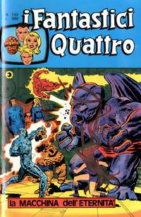 Cover Thumbnail for I Fantastici Quattro (Editoriale Corno, 1971 series) #133