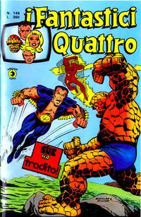 Cover Thumbnail for I Fantastici Quattro (Editoriale Corno, 1971 series) #146
