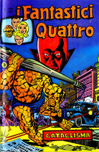 Cover Thumbnail for I Fantastici Quattro (Editoriale Corno, 1971 series) #149