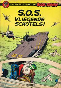 Cover Thumbnail for Buck Danny (Dupuis, 1949 series) #20 - S.O.S. vliegende schotels! [Eerste druk 1959]