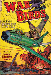 Cover Thumbnail for War Birds (Superior Publishers Limited, 1953 ? series) #3