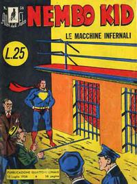 Cover Thumbnail for Albi del Falco (Arnoldo Mondadori Editore, 1954 series) #58