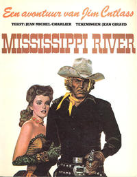 Cover Thumbnail for Jim Cutlass (Oberon, 1980 series) #1 - Mississippi River