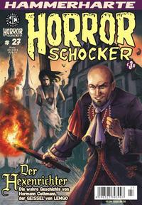 Cover Thumbnail for Horrorschocker (Weissblech Comics, 2004 series) #27