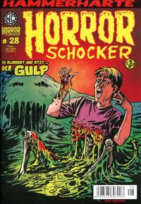 Cover Thumbnail for Horrorschocker (Weissblech Comics, 2004 series) #28