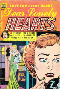 Cover Thumbnail for Dear Lonely Hearts (Comic Media, 1953 series) #5