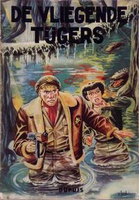 Cover Thumbnail for Buck Danny (Dupuis, 1949 series) #4 [Eerste druk 1951]