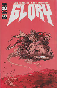 Cover Thumbnail for Glory (Image, 2012 series) #25