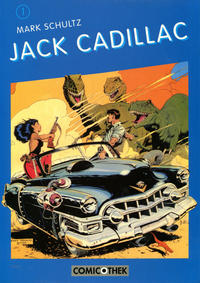 Cover Thumbnail for Jack Cadillac (Comicothek, 1994 series) #1