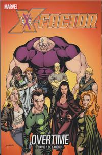 Cover Thumbnail for X-Factor (Marvel, 2007 series) #8 - Overtime