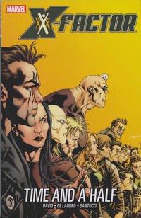 Cover Thumbnail for X-Factor (Marvel, 2007 series) #7 - Time and a Half
