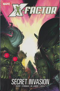 Cover Thumbnail for X-Factor (Marvel, 2007 series) #6 - Secret Invasion