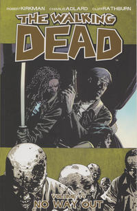 Cover Thumbnail for The Walking Dead (Image, 2004 series) #14 - No Way Out