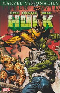 Cover Thumbnail for Hulk Visionaries: Peter David (Marvel, 2005 series) #4