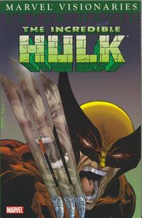 Cover Thumbnail for Hulk Visionaries: Peter David (Marvel, 2005 series) #2
