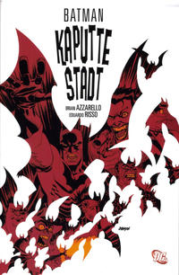Cover Thumbnail for Batman - Kaputte Stadt (Panini Deutschland, 2012 series)