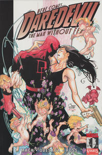 Cover Thumbnail for Daredevil (Marvel, 2002 series) #[2] - Parts of a Hole