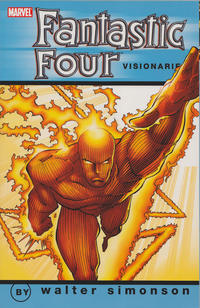 Cover Thumbnail for Fantastic Four Visionaries: Walter Simonson (Marvel, 2007 series) #3