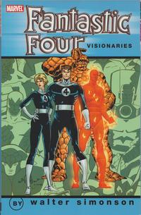 Cover Thumbnail for Fantastic Four Visionaries: Walter Simonson (Marvel, 2007 series) #1