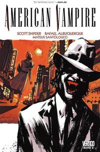 Cover Thumbnail for American Vampire (Panini Deutschland, 2010 series) #2