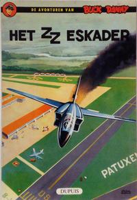 Cover Thumbnail for Buck Danny (Dupuis, 1949 series) #25 - Het ZZ Eskader [Eerste druk 1961]