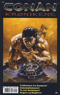 Cover Thumbnail for Conan Krønikene (Bladkompaniet / Schibsted, 2005 series) #28